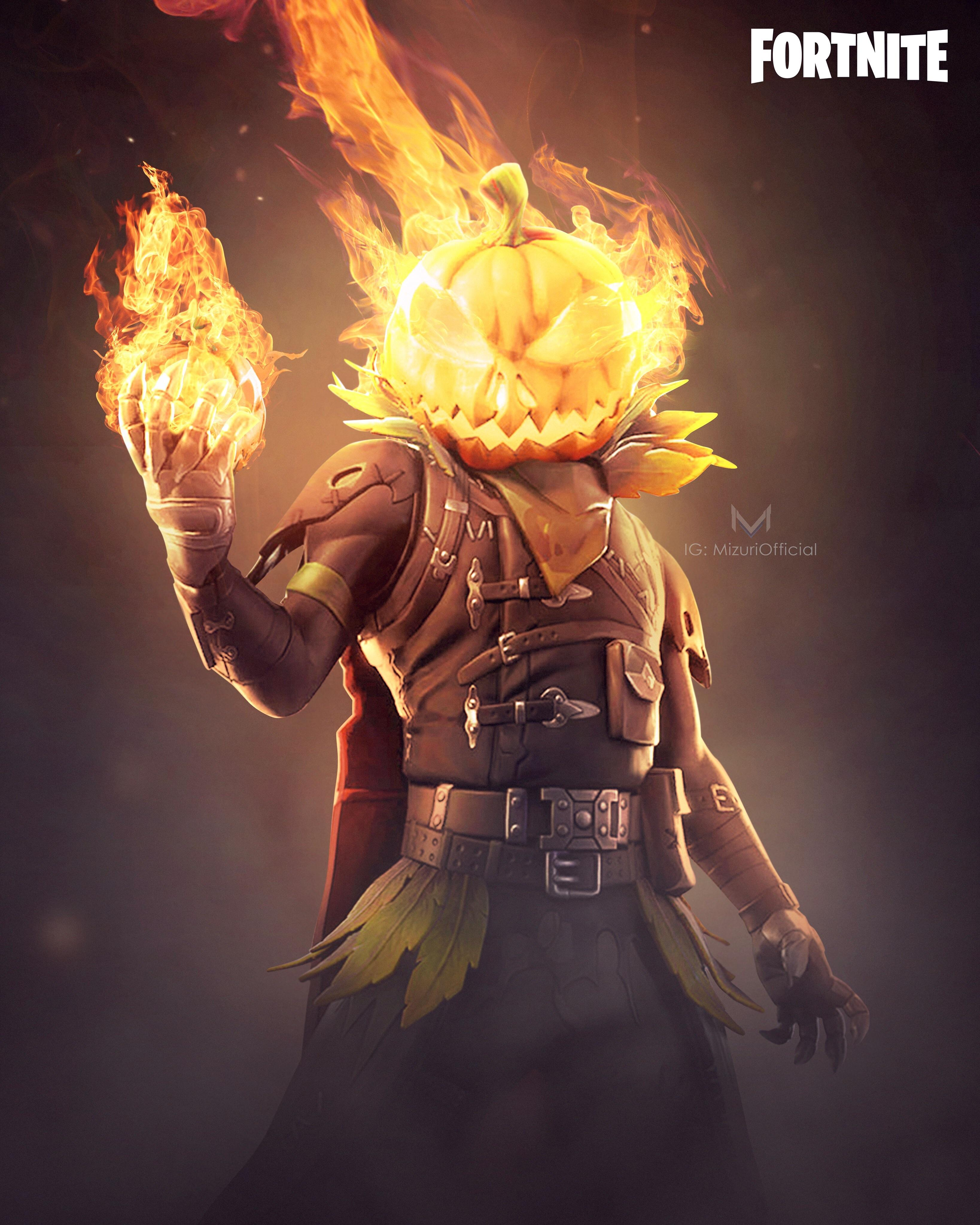 Thought 'Hollowhead' looked like Marvel's Jack O'Lantern, and so I ...