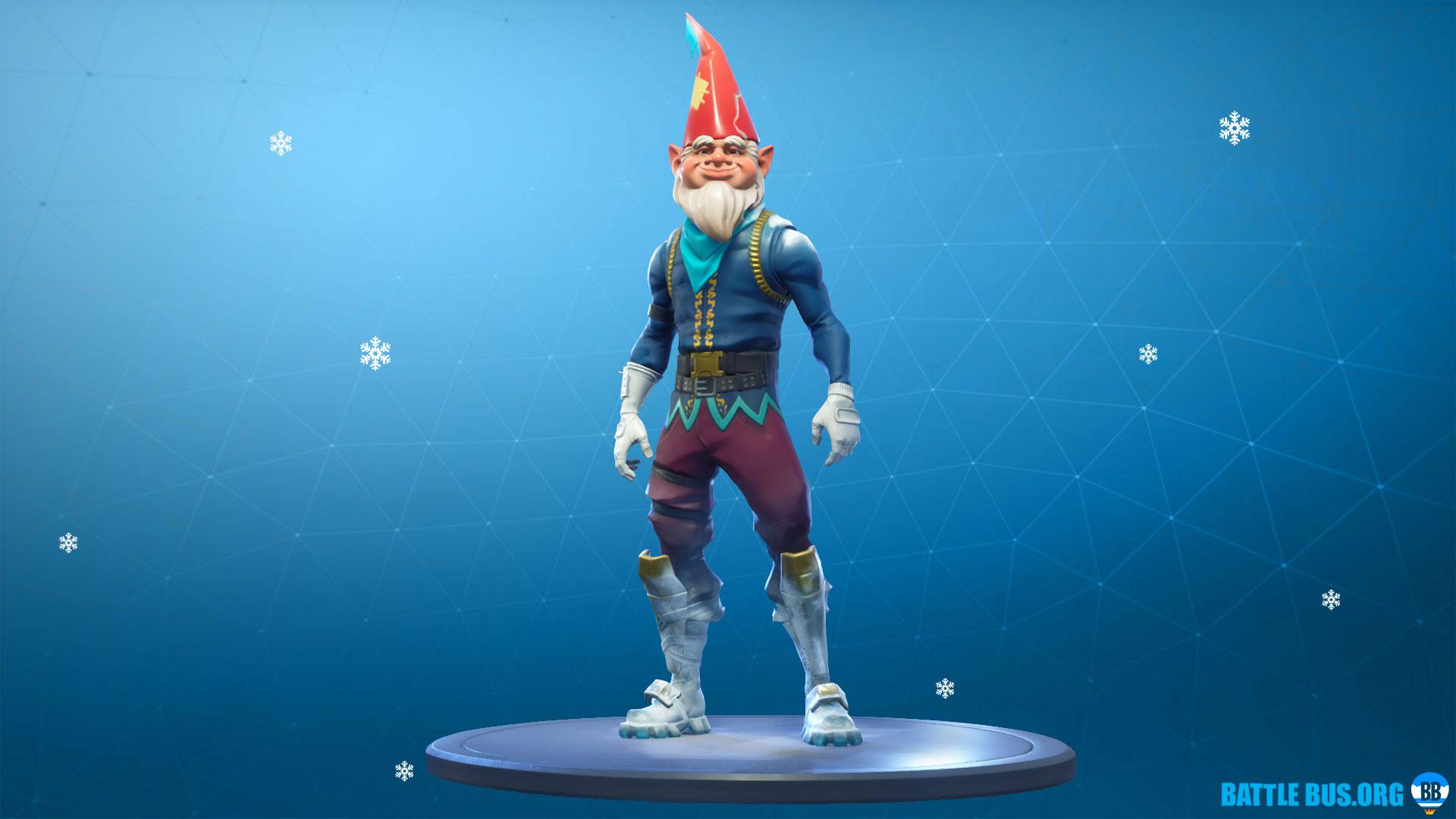 Grimbles Gnome - Outfit Fortnite season 7 skins, images and info