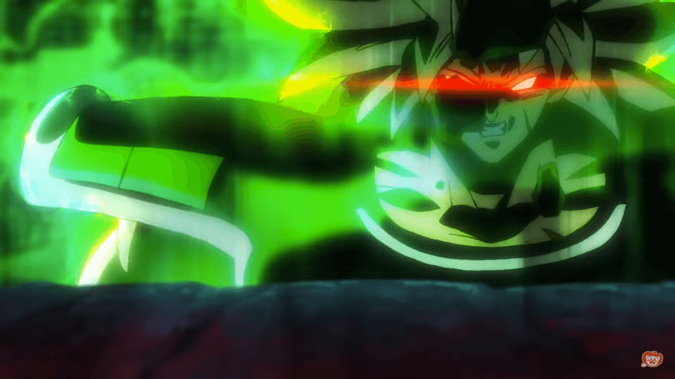 Dragon Ball Super Movie Trailer takes Power of Broly to another Level