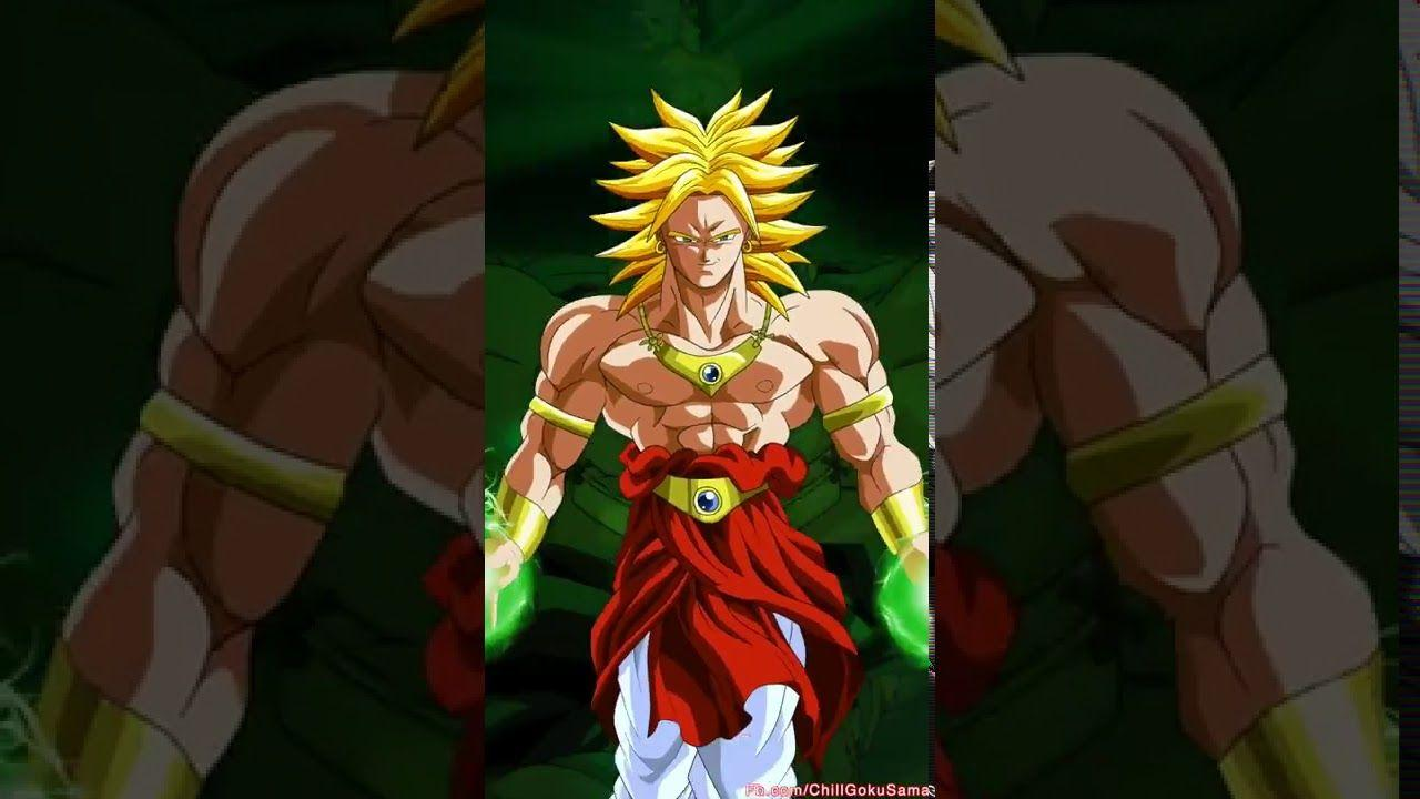 Broly live wallpapers