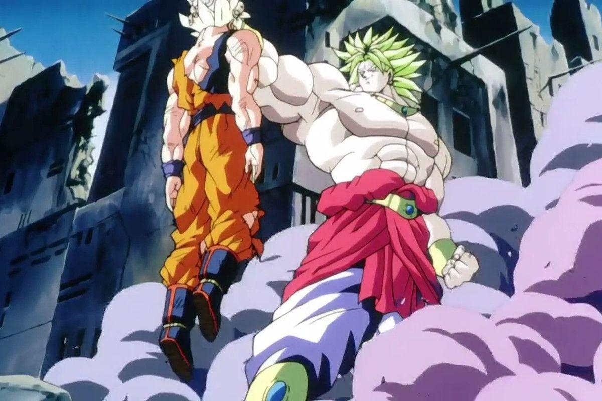 Dragon Ball Super's movie makes infamous Broly canon
