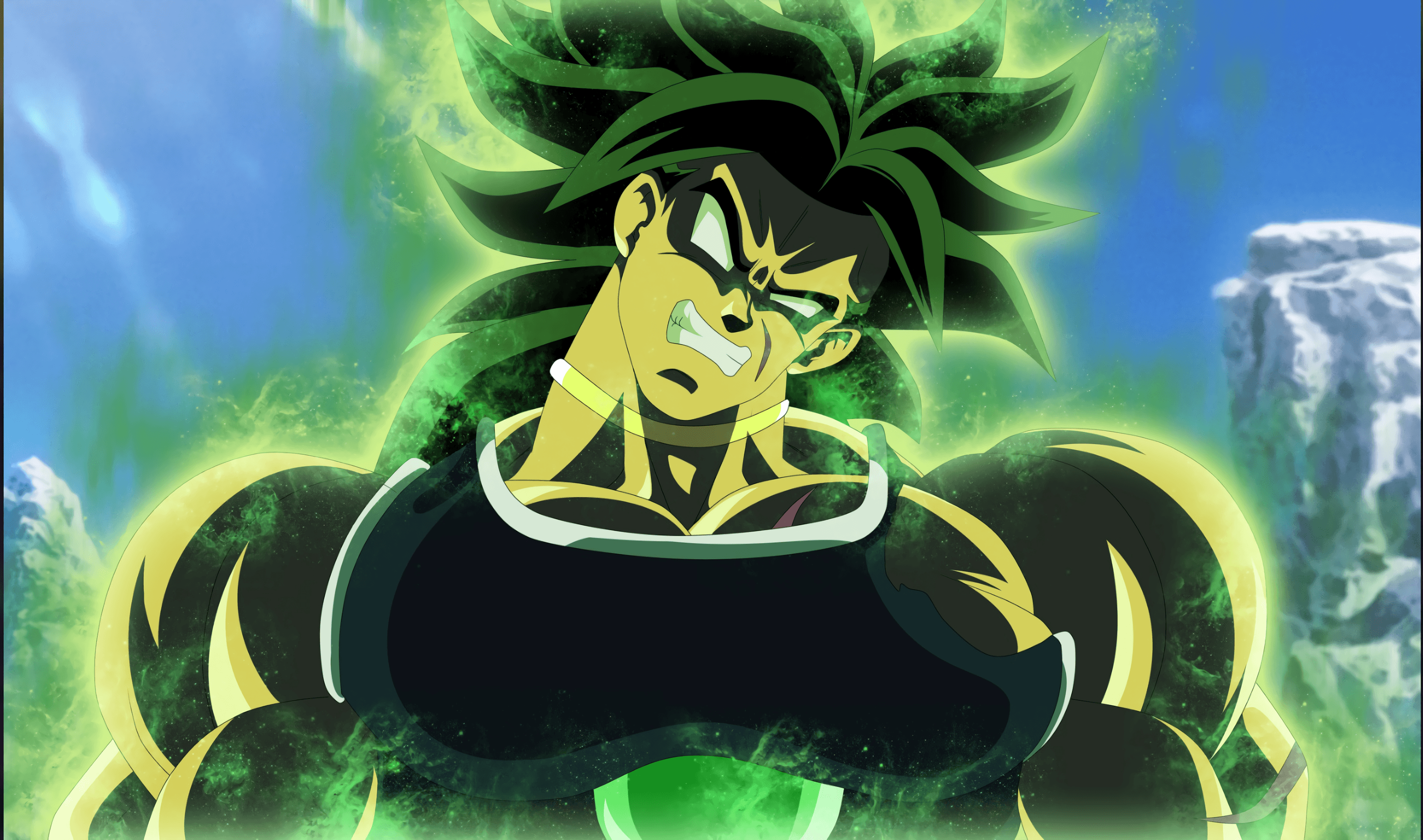 Broly Movie