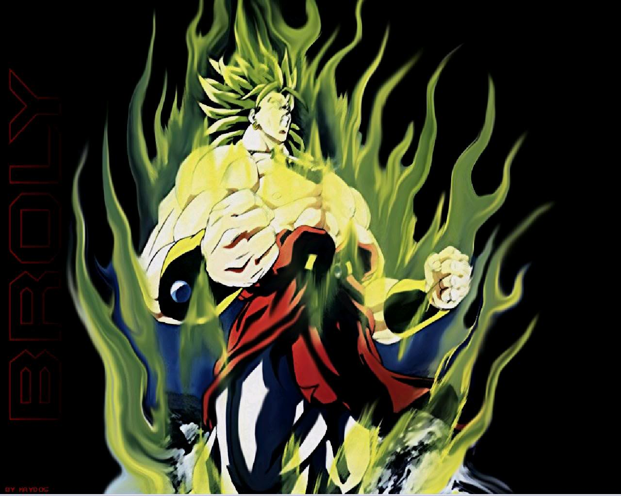 Broly Wallpapers Group