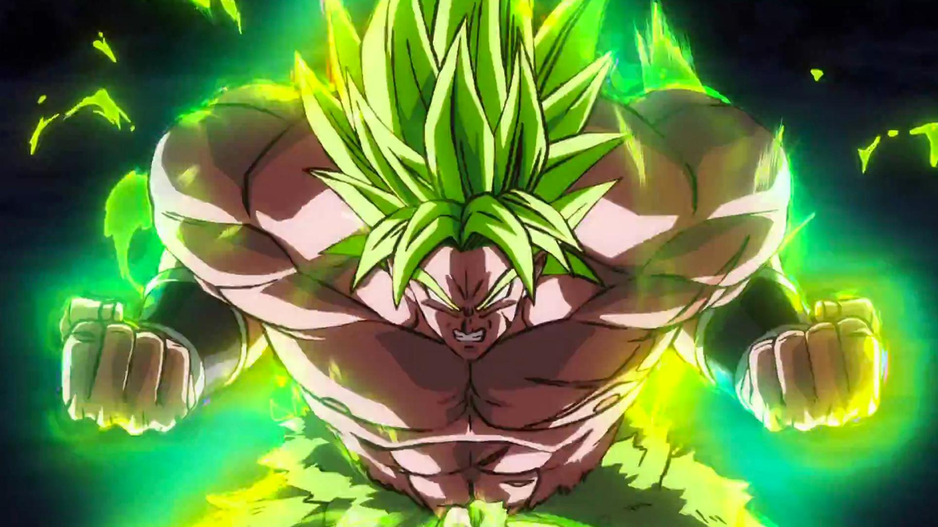 Dragon Ball Super: Broly Trailer 3 Arrives