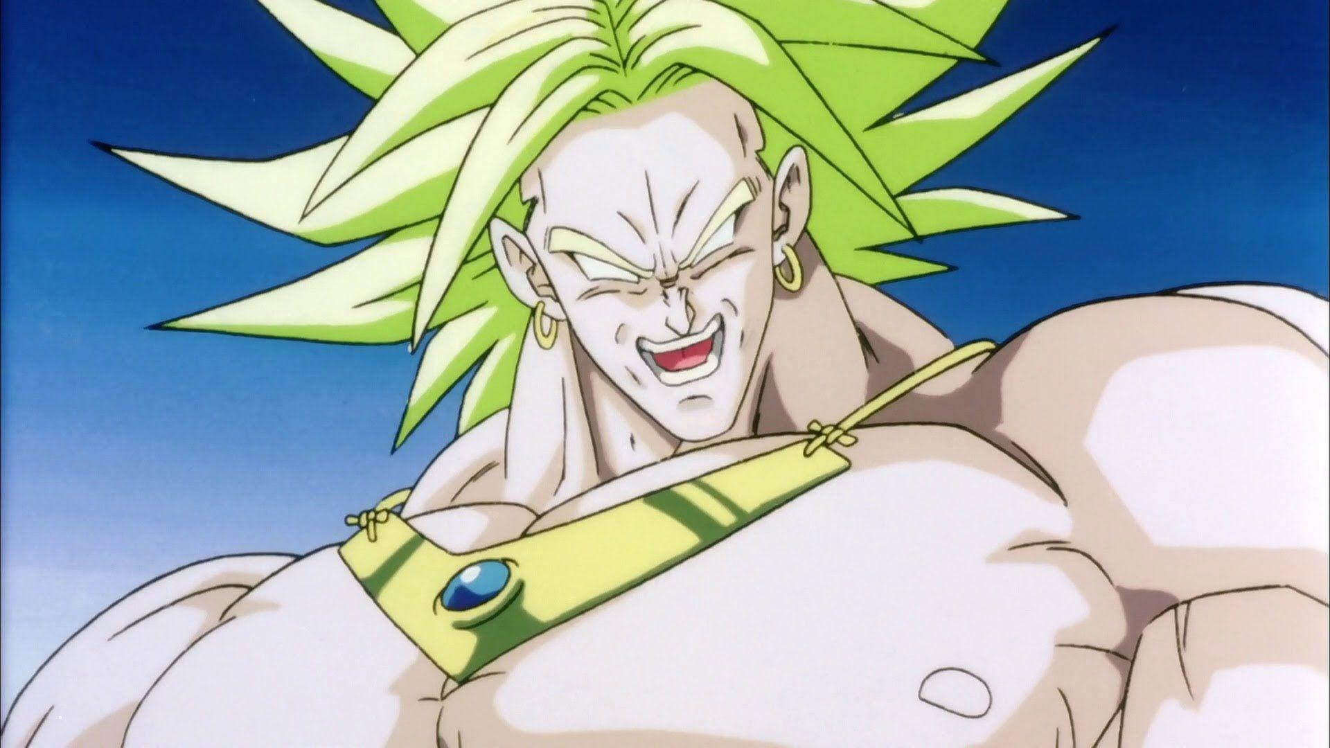 Upcoming DRAGON BALL SUPER Film To Feature Broly