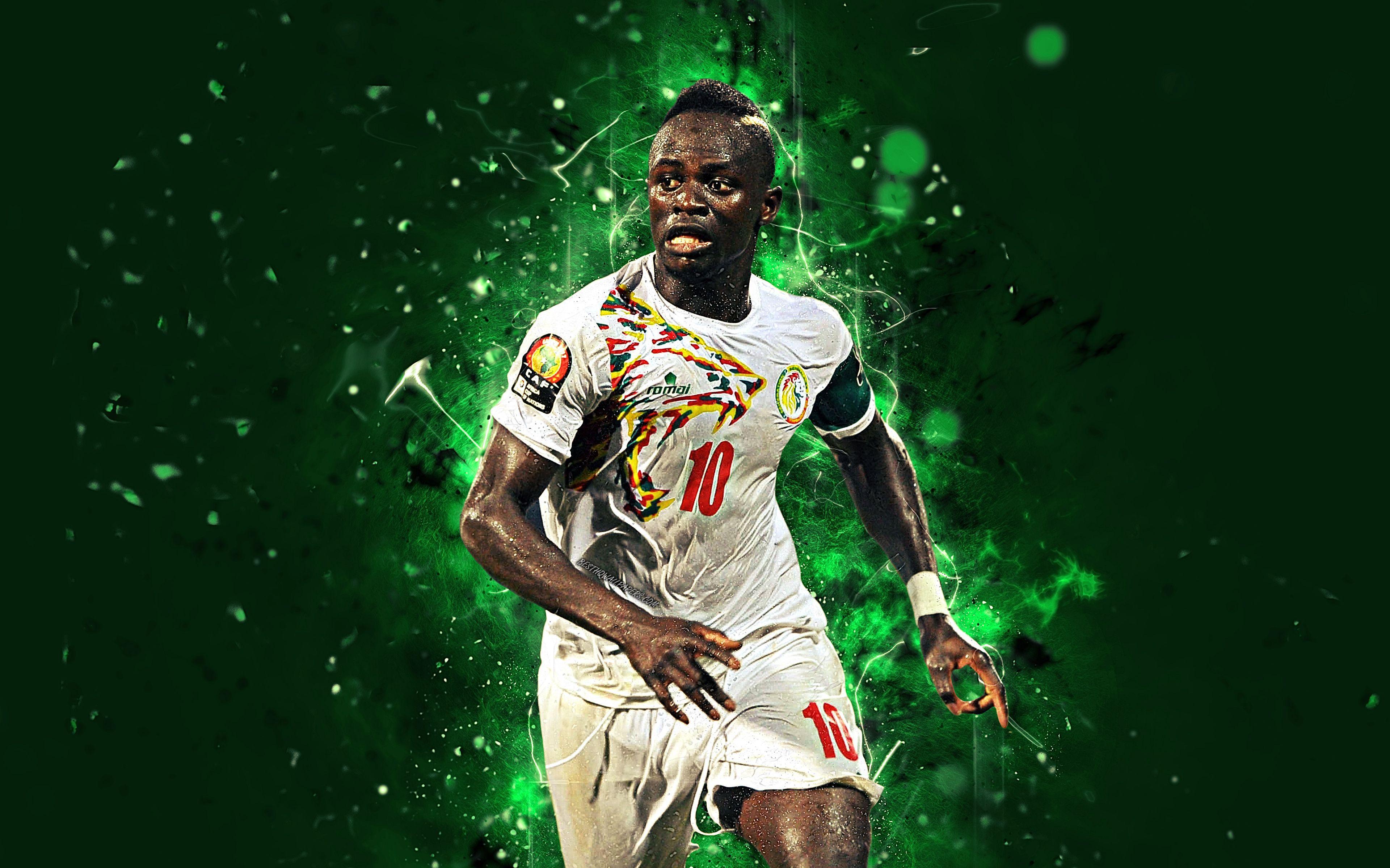 Senegal National Football Team Teams Backgrounds 2