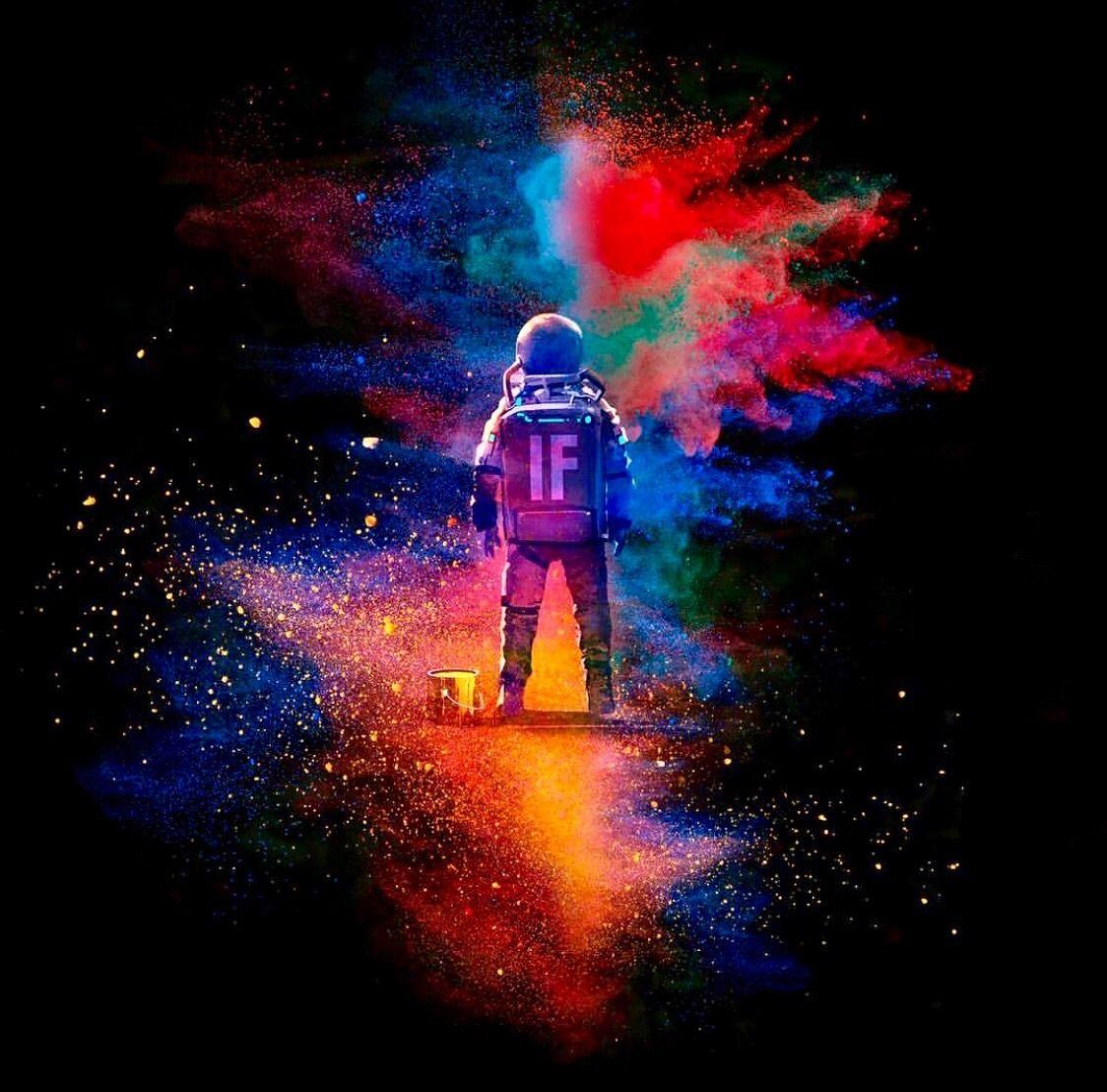 Psychedelic Astronaut Wallpapers Wallpaper Cave
