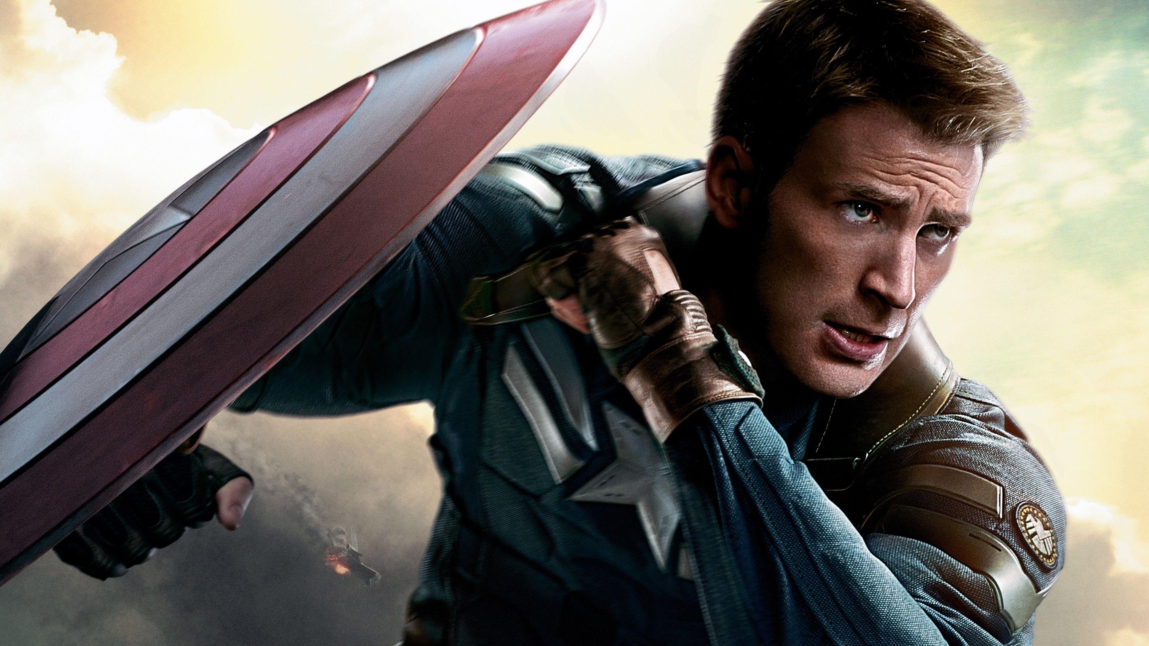 Captain America 4K Wallpapers - Wallpaper Cave