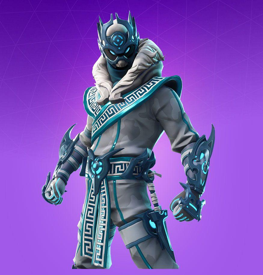 Snowfoot Skin - Fortnite Cosmetic - Pro Game Guides