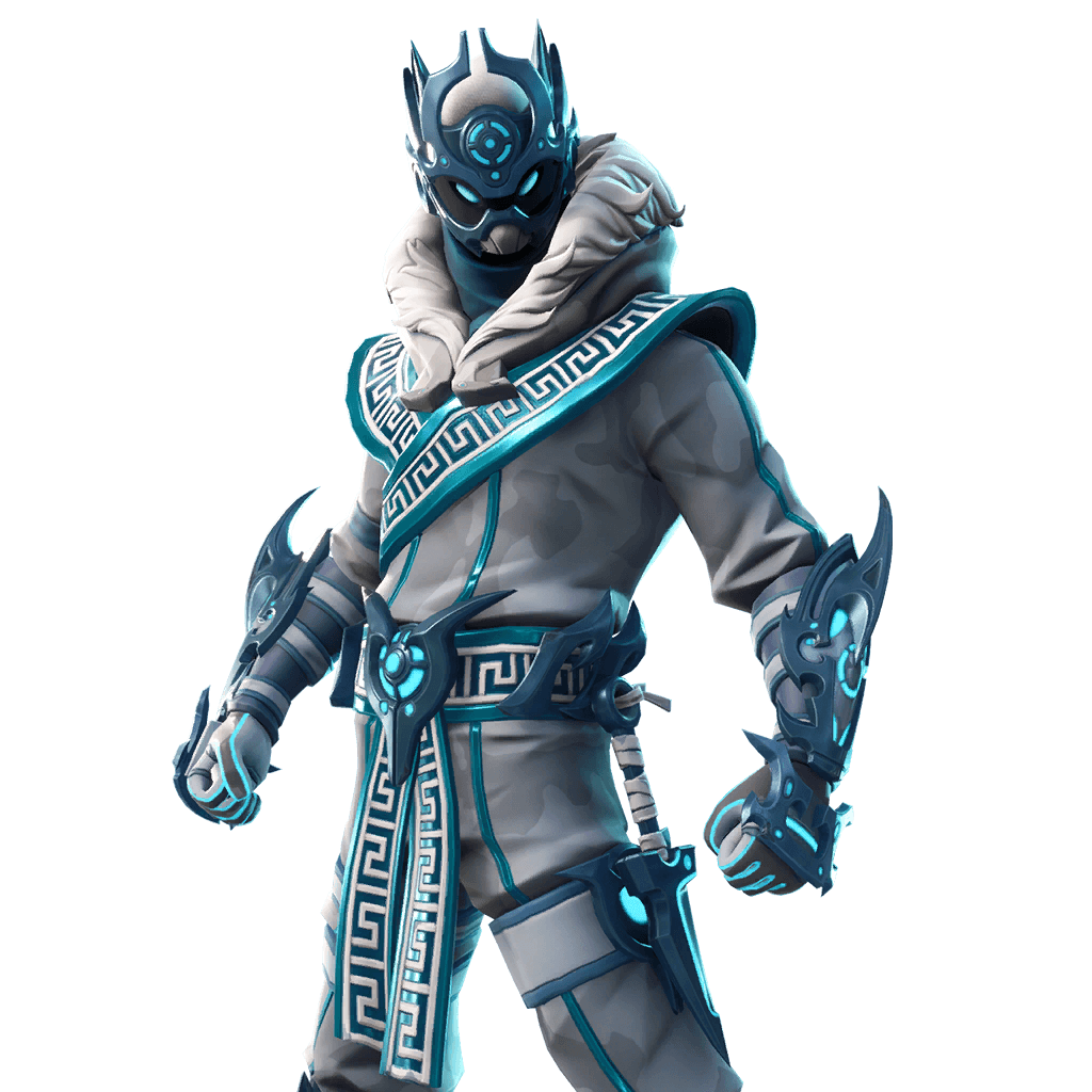 Snowfoot - Outfit | fnbr.co — Fortnite Cosmetics