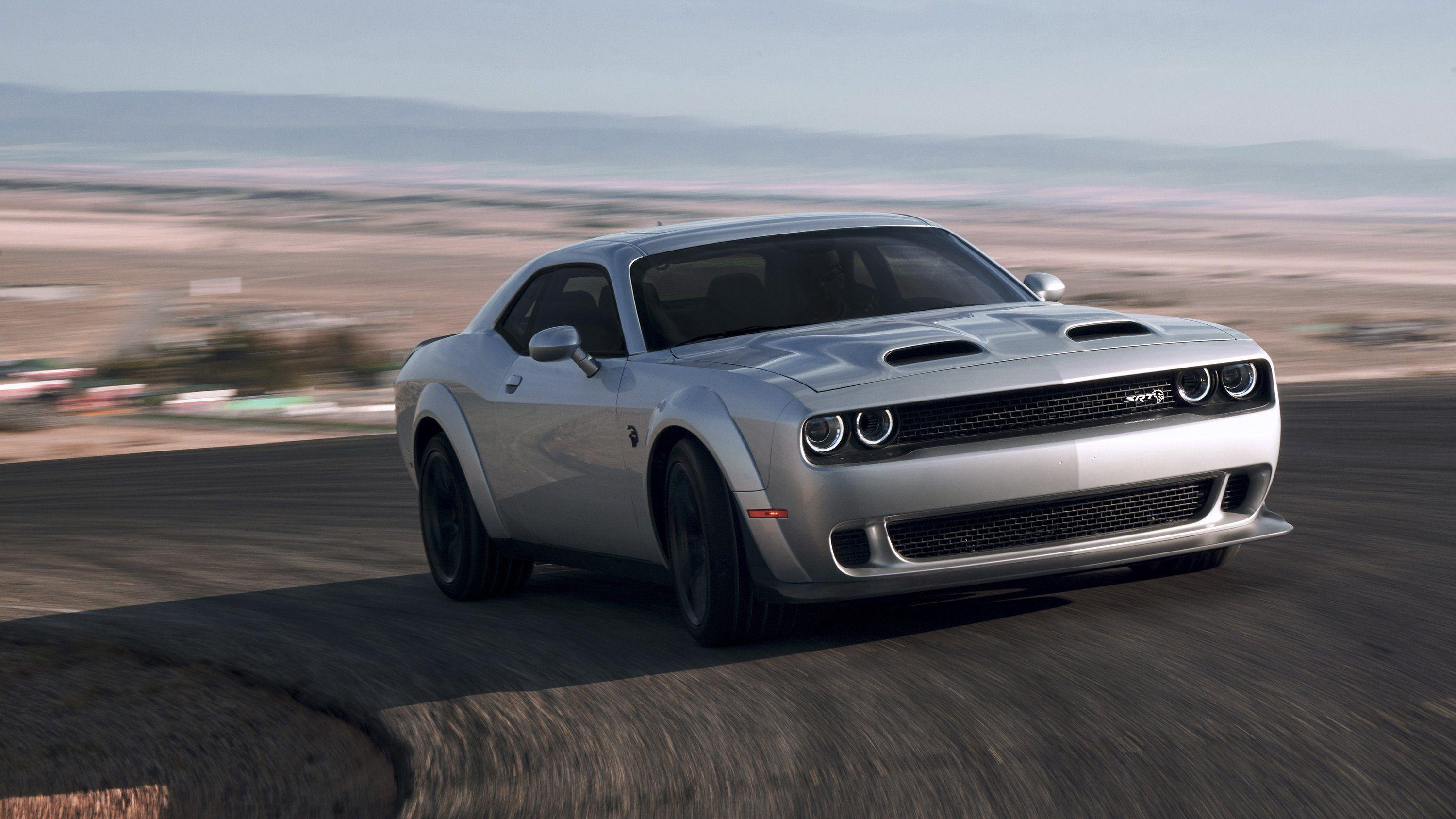 Wallpapers Of The Day: 2019 Dodge Challenger SRT Hellcat Redeye