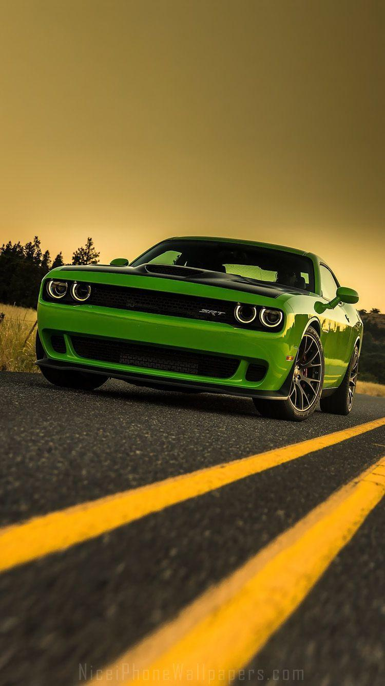 Dodge Challenger iPhone 6/6 plus wallpapers