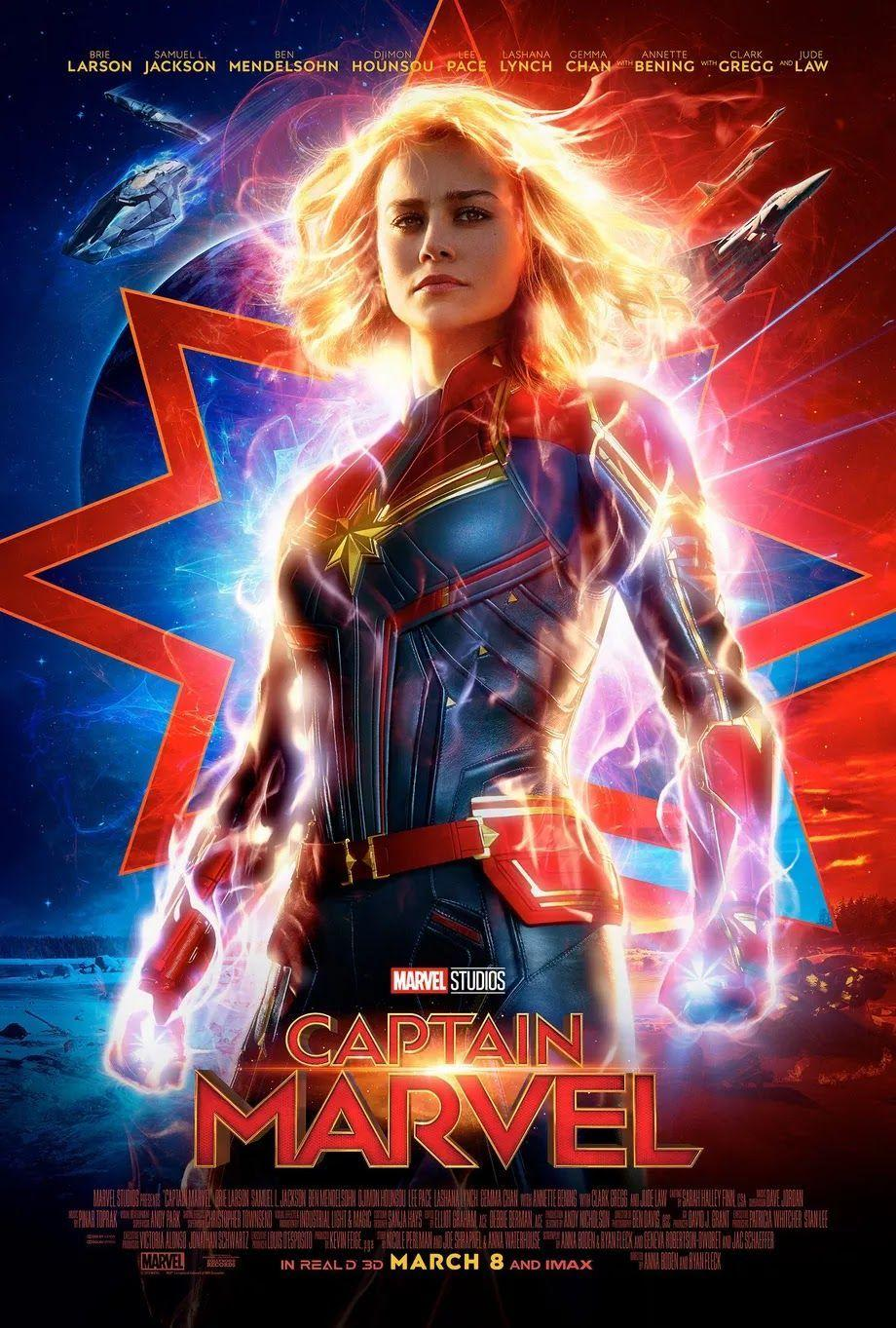 Captain Marvel HD Posters, Wallpapers, Photos and actress Brie