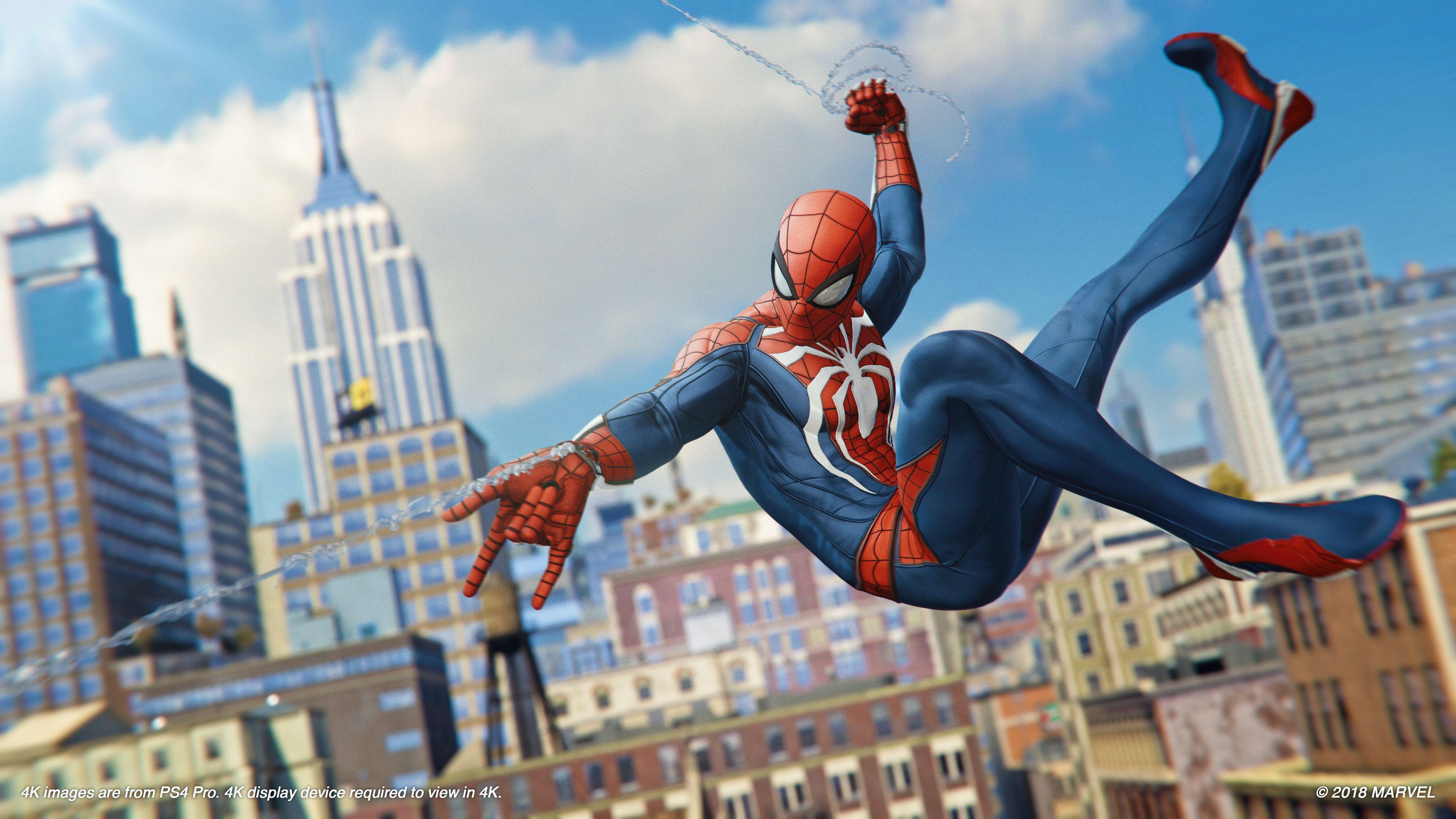 Marvels Spiderman Wallpapers - Wallpaper Cave
