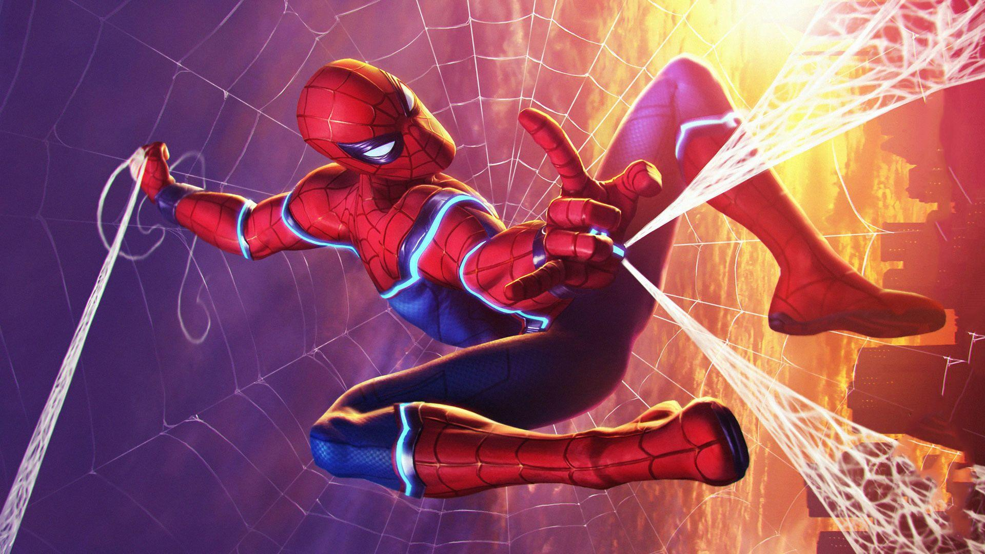 Marvels Spiderman Wallpapers - Wallpaper Cave