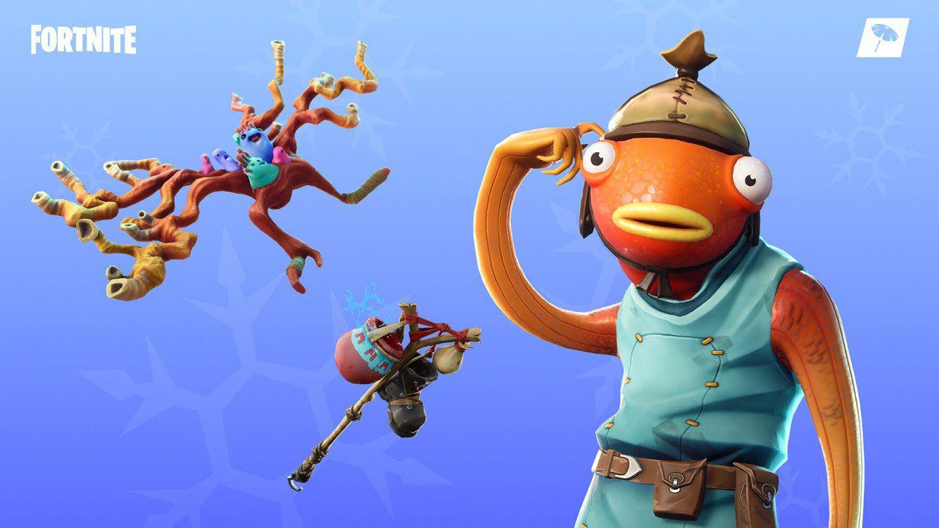 Fishstick Skin - Fortnite Cosmetic - Pro Game Guides