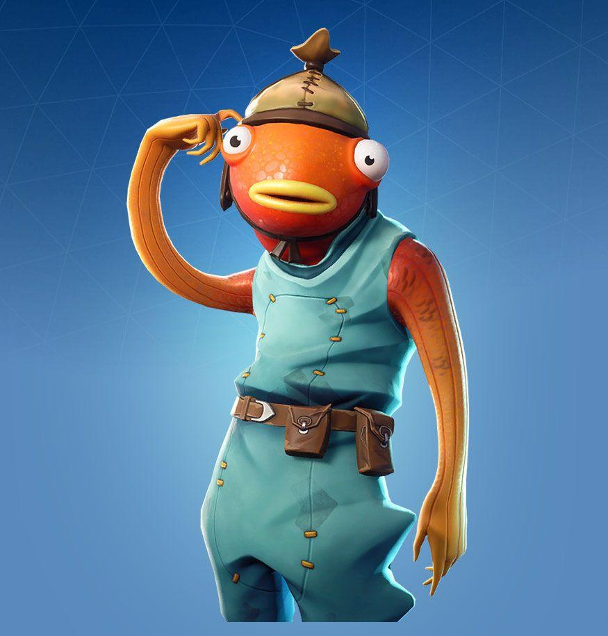 Fishstick Fortnite Wallpapers Wallpaper Cave
