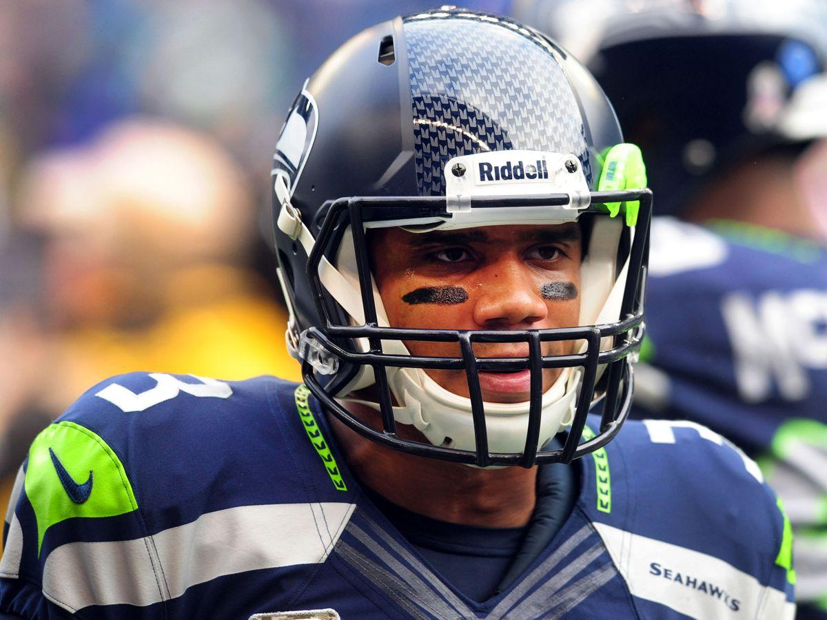 Russell Wilson Seattle Seahawks Wallpapers - Wallpaper Cave