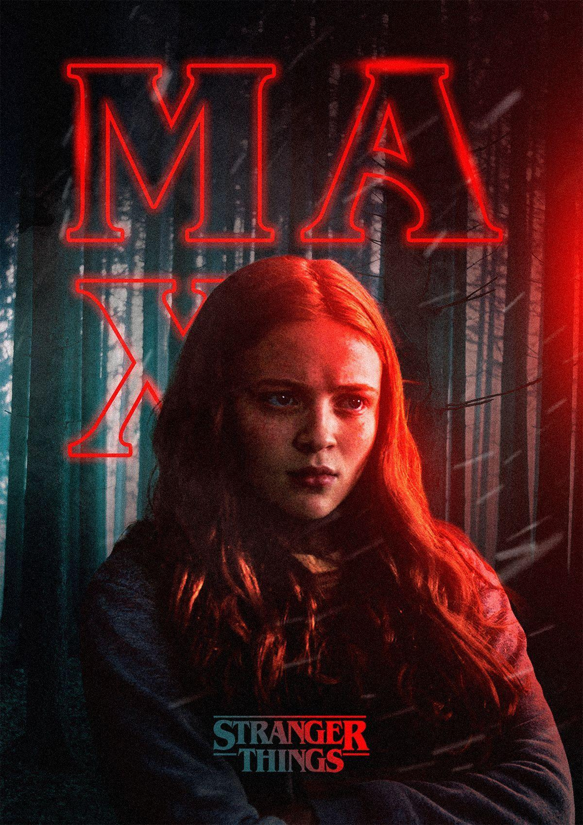 Madmax Stranger Things Wallpapers Wallpaper Cave
