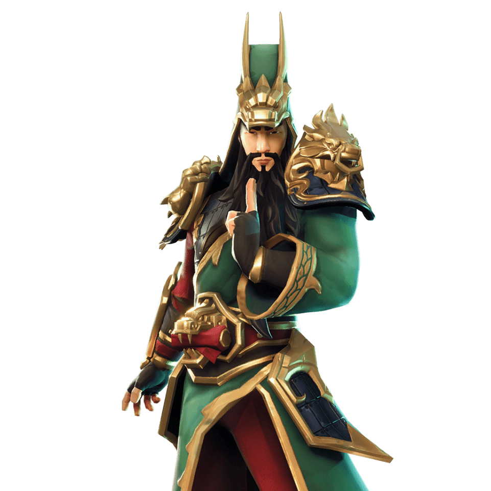 Fortnite' Patch 6.10 Leaked Skins: Spiders and Guan Yu