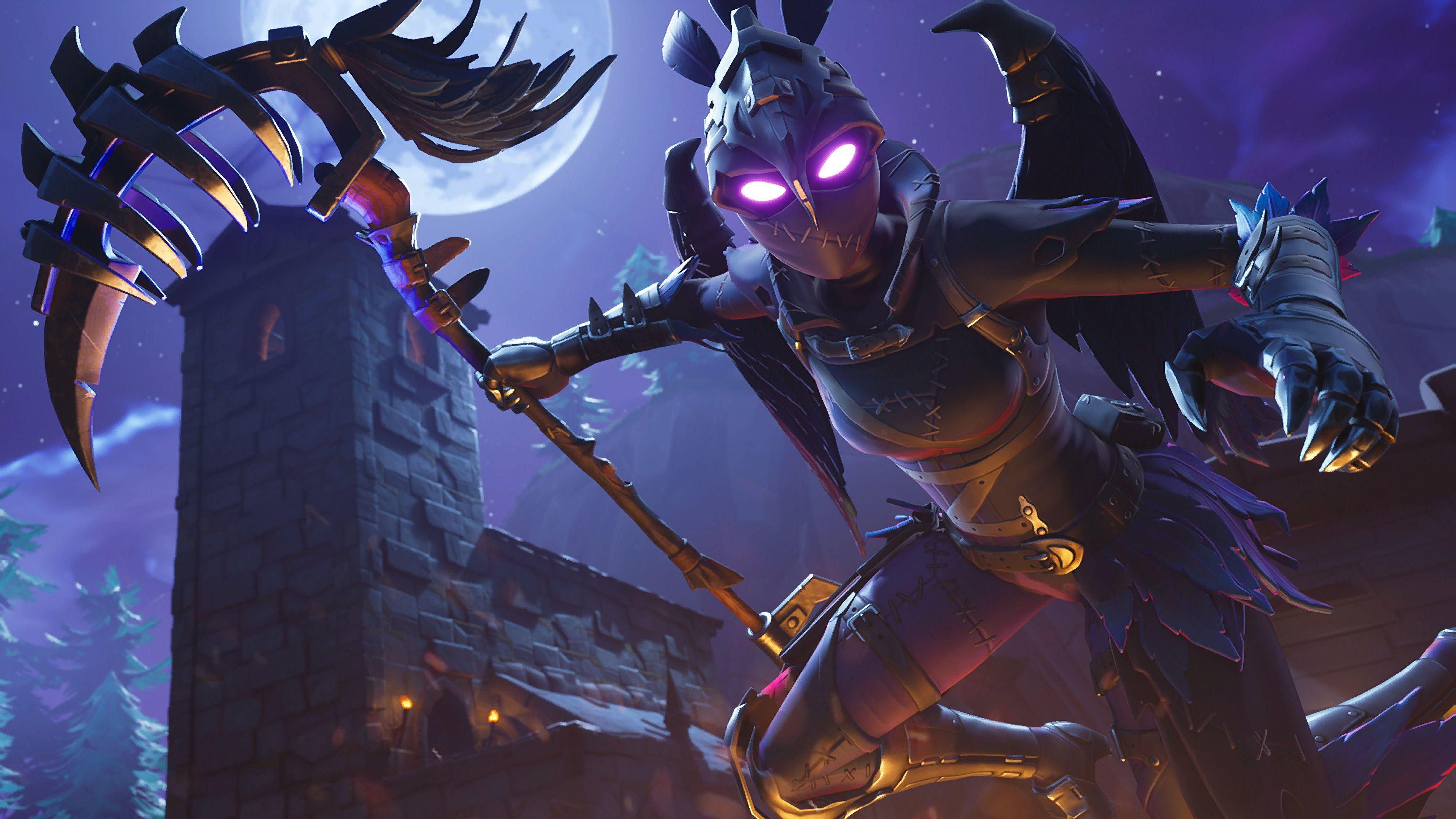 Wallpapers 4k Ravage Fortnite Battle Royale Season 6 4k 2018 games