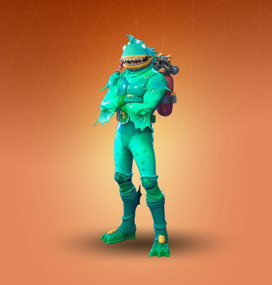 Moisty Merman Fortnite Outfit Skin How to Get, Updates | Fortnite Watch