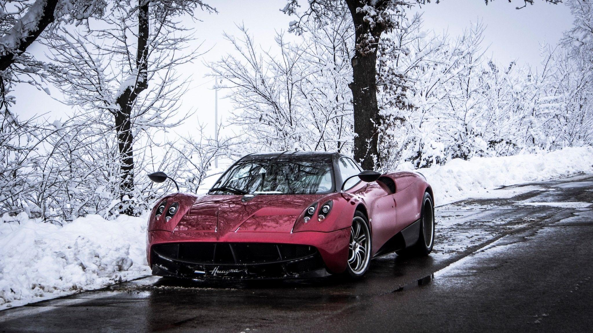 Pagani Huayra Wallpapers ·①