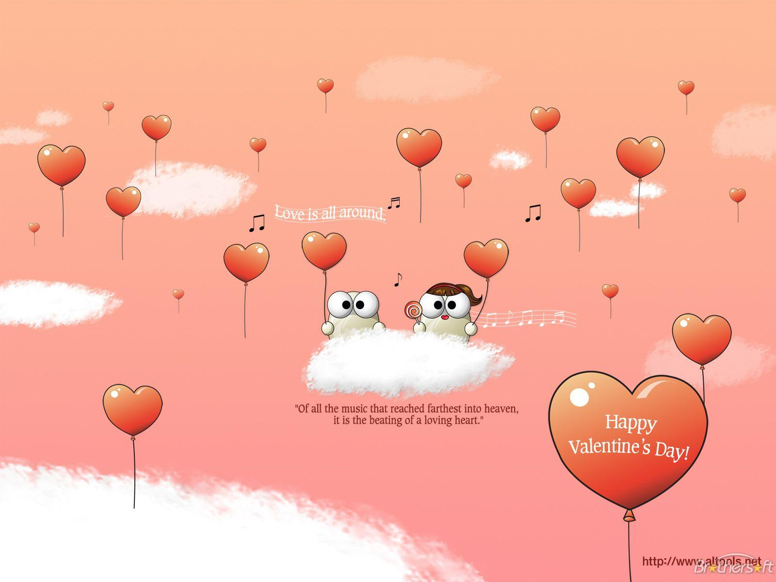Free Puppy Valentine Wallpaper - inn.spb.ru - ghibli wallpapers