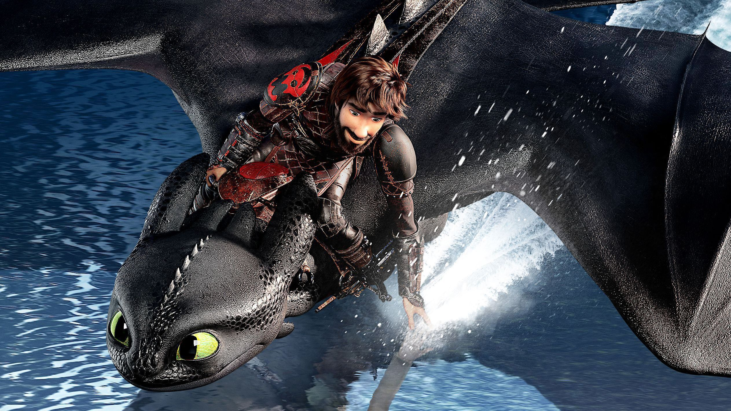 How To Train Your Dragon The Hidden World Wallpapers