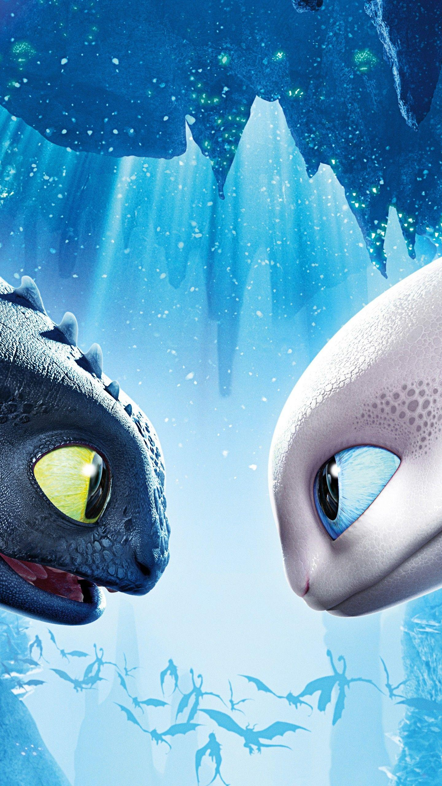 How To Train Your Dragon: The Hidden World Wallpapers ...