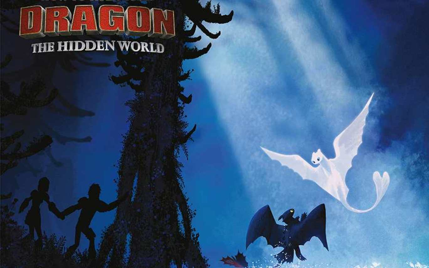 How To Train Your Dragon The Hidden World Wallpapers Wallpaper Cave