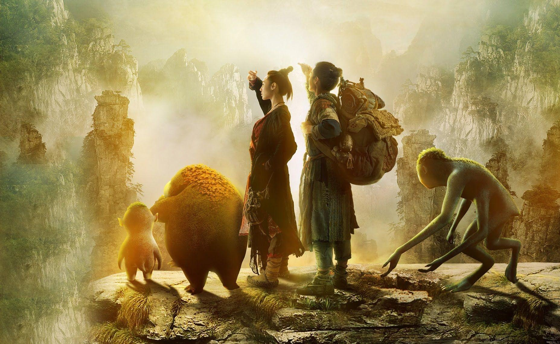 Monster Hunt 2015_Chinese movie with English subtitle