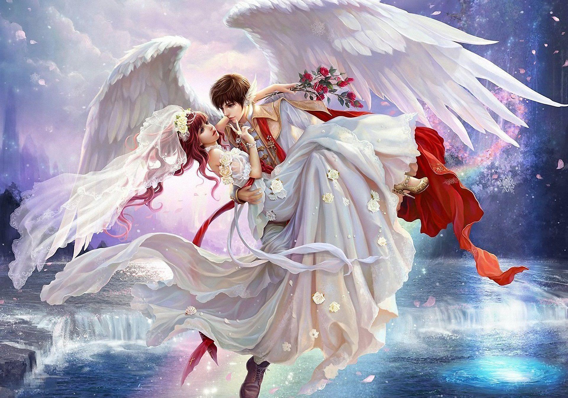 Для сестры, ангел любви картинки