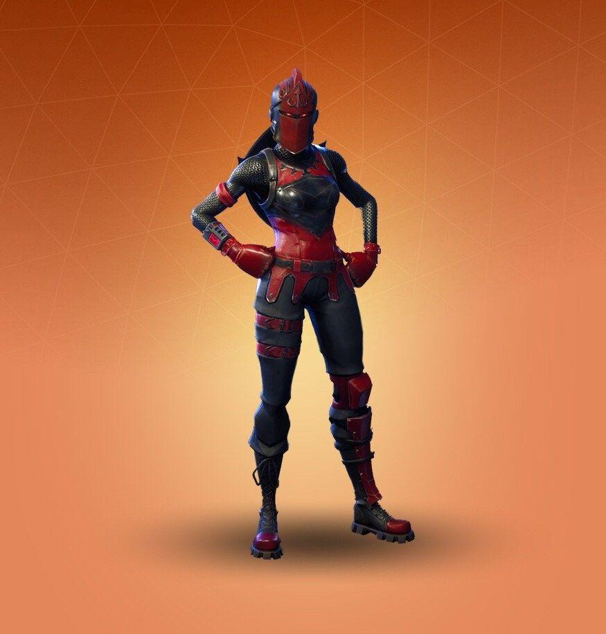 Fortnite Legendary Posters: The Red Knight Wallpaper – Wallpapers ...