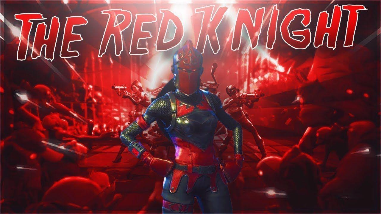 NEW LEGENDARY RED KNIGHT SKIN |Fortnite red knight gameplay | - YouTube