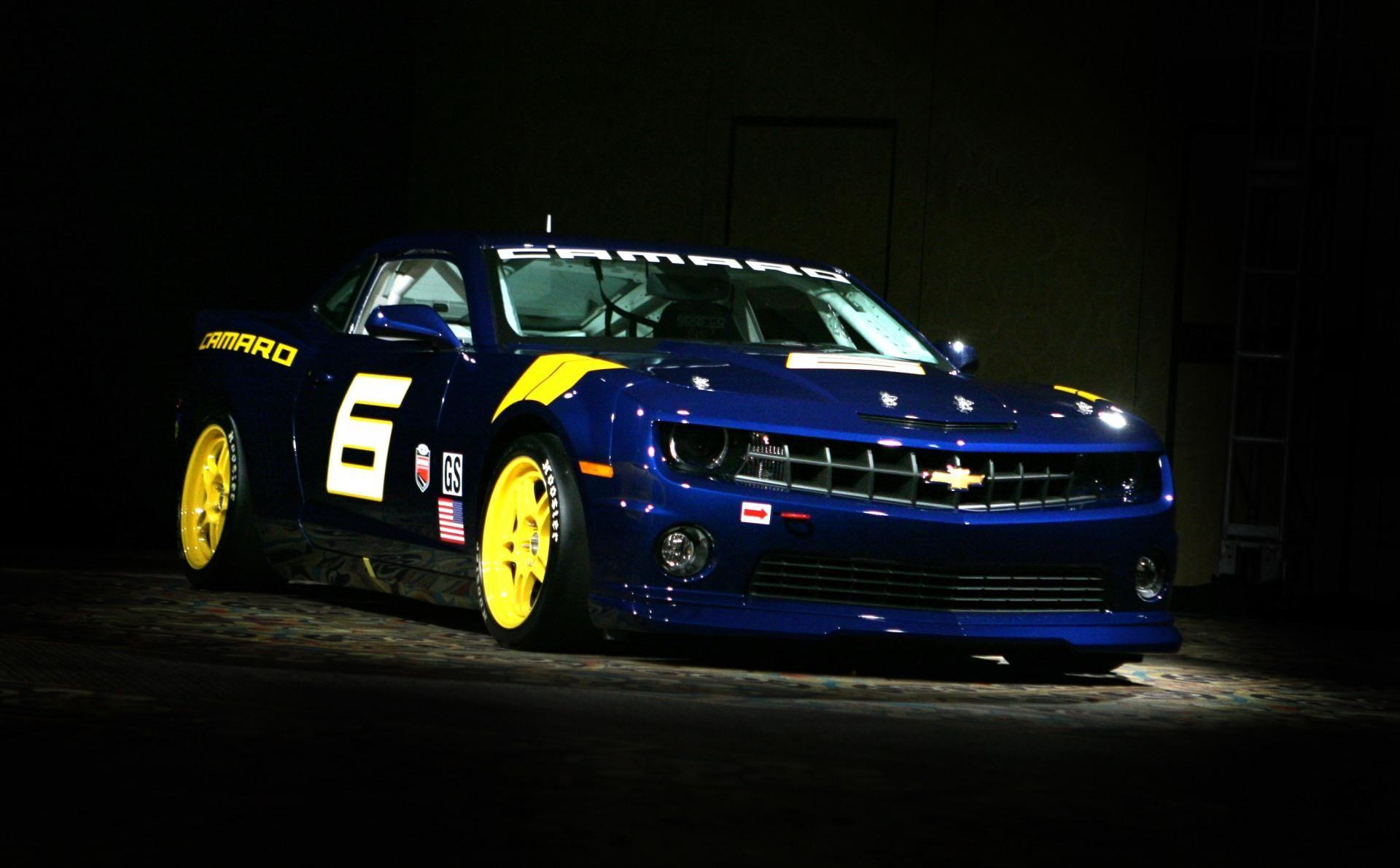 2010 Chevrolet Camaro GS Racecar Concept News and Information