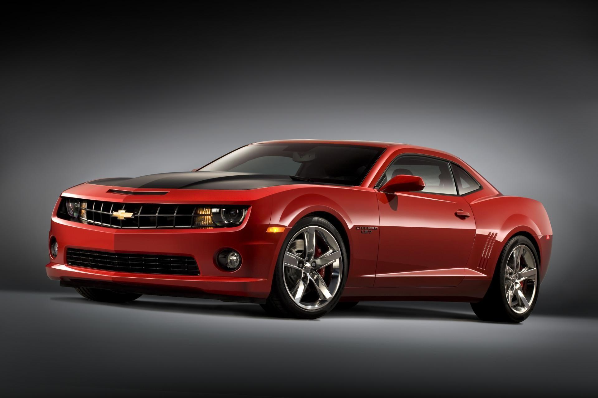 2010 Chevrolet Camaro LS7 Concept News and Information