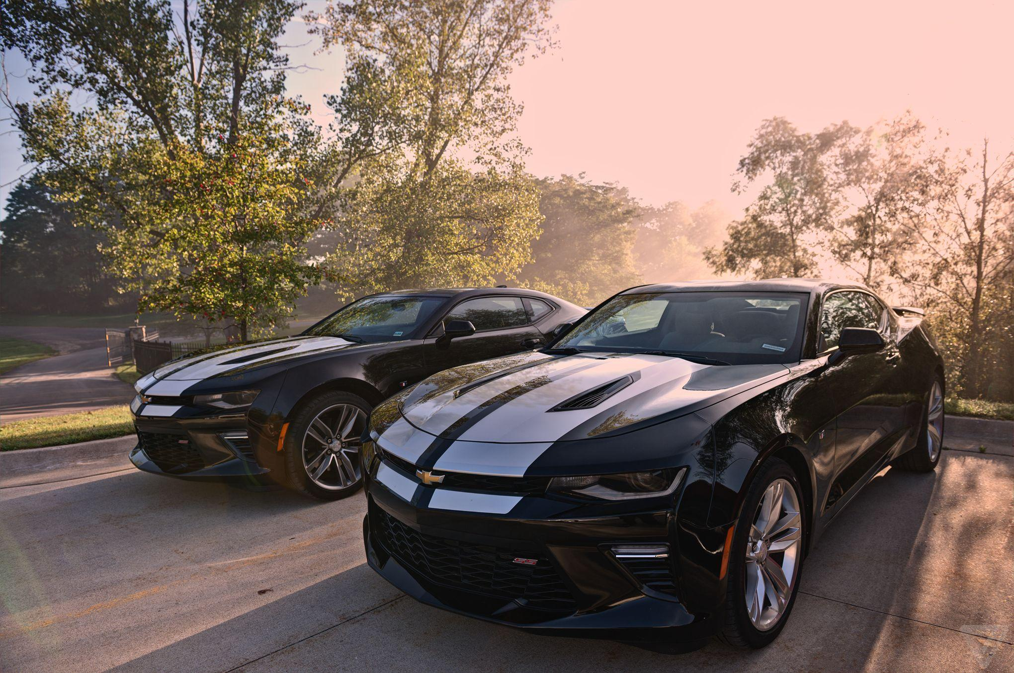 Lean muscle: driving the lighter, better 2016 Chevy Camaro SS | The ...