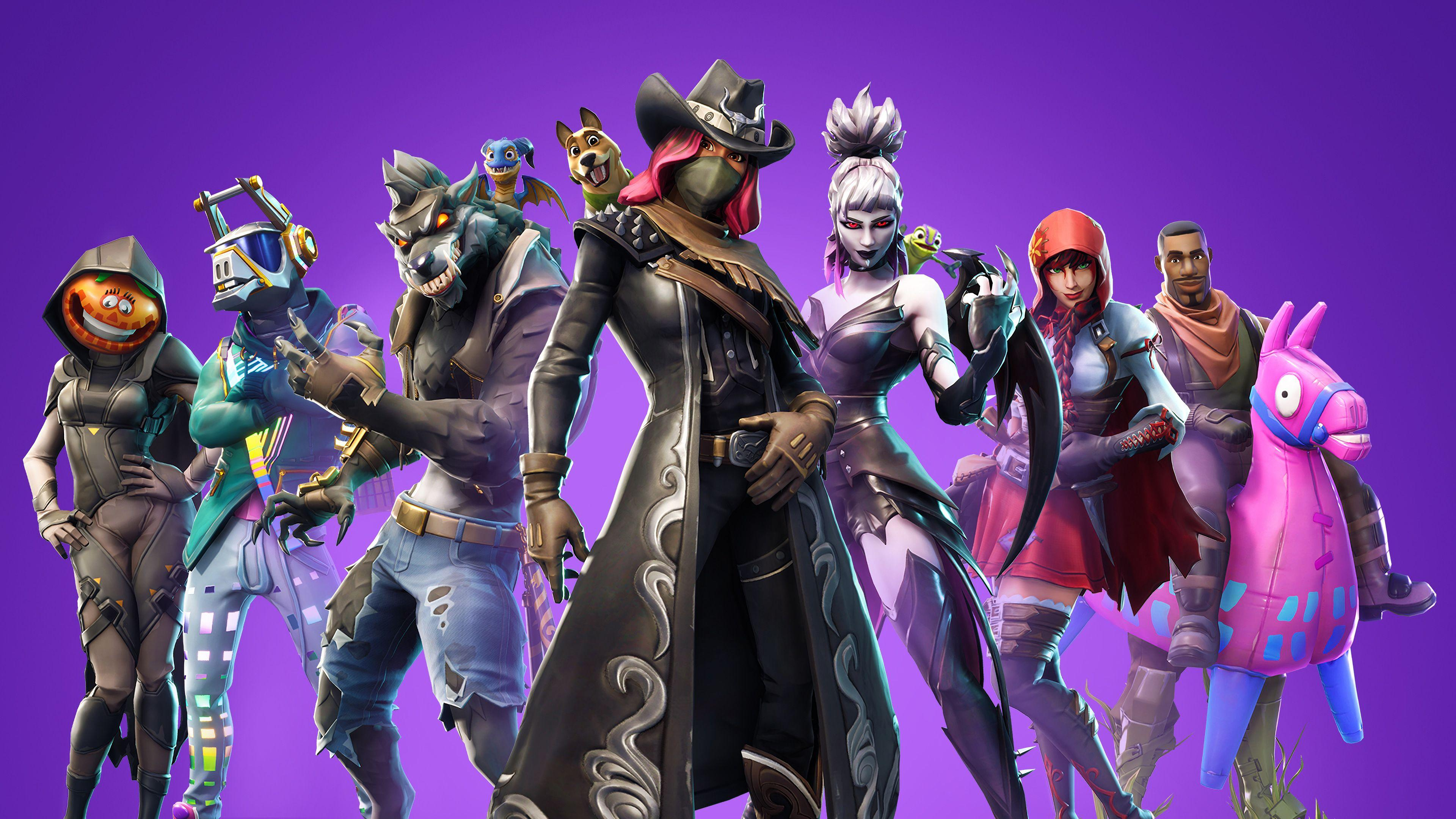 Fortnite Season 6 Wallpaper | HD Wallpapers Mafia