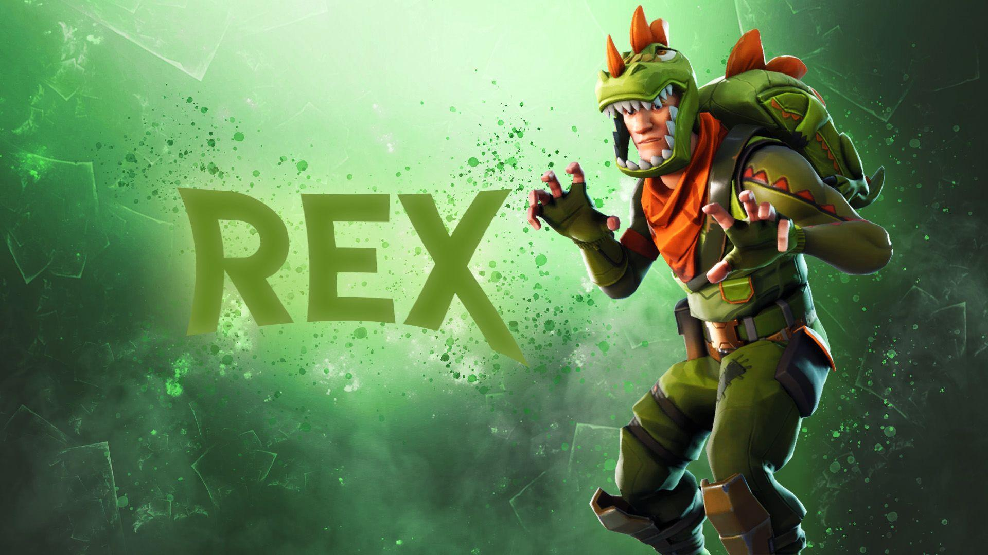 Fortnite Rex Wallpaper | Wallpaper | Pinterest | Wallpaper downloads ...