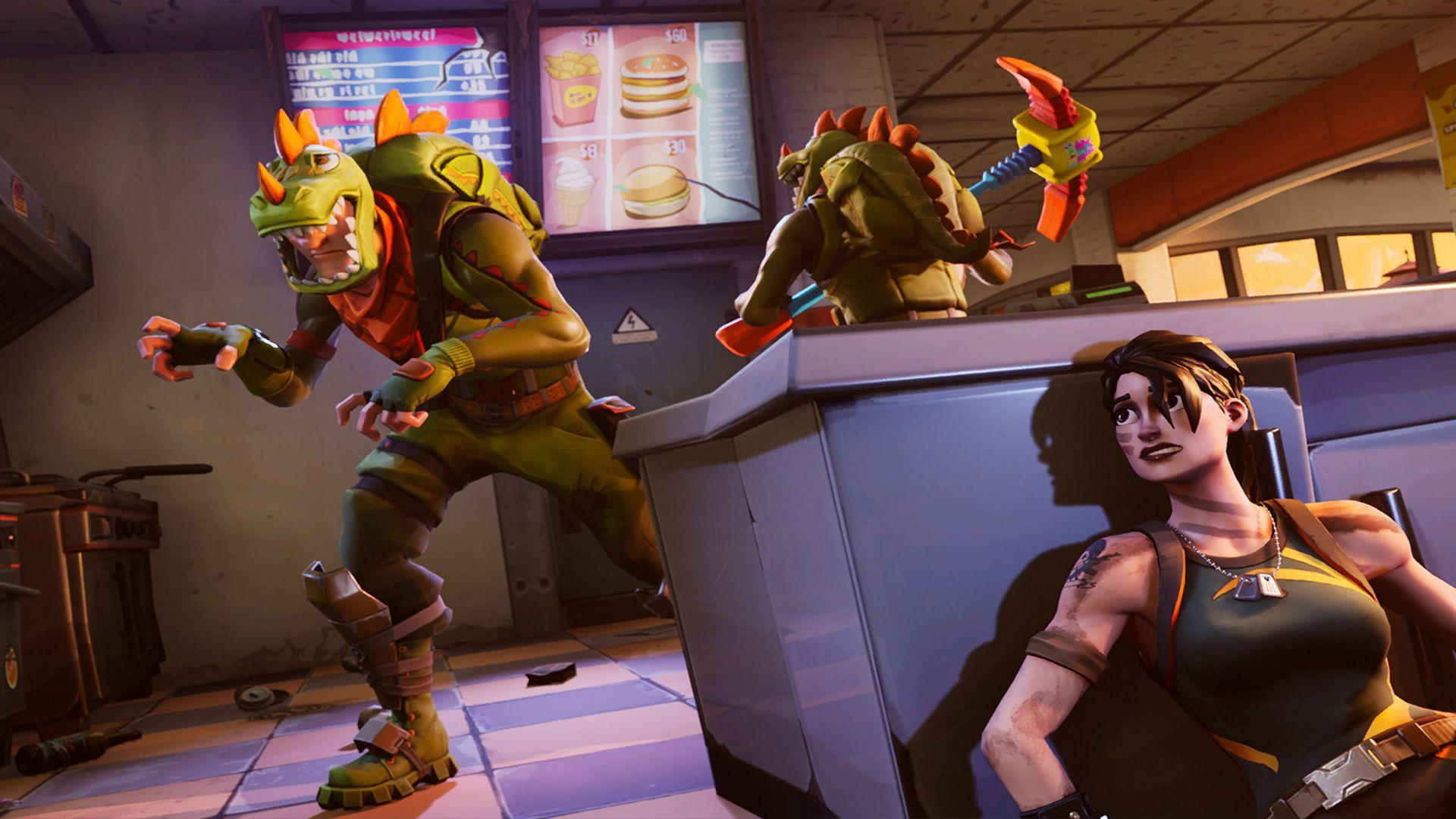 Rex Skin - Fortnite Cosmetic - Pro Game Guides
