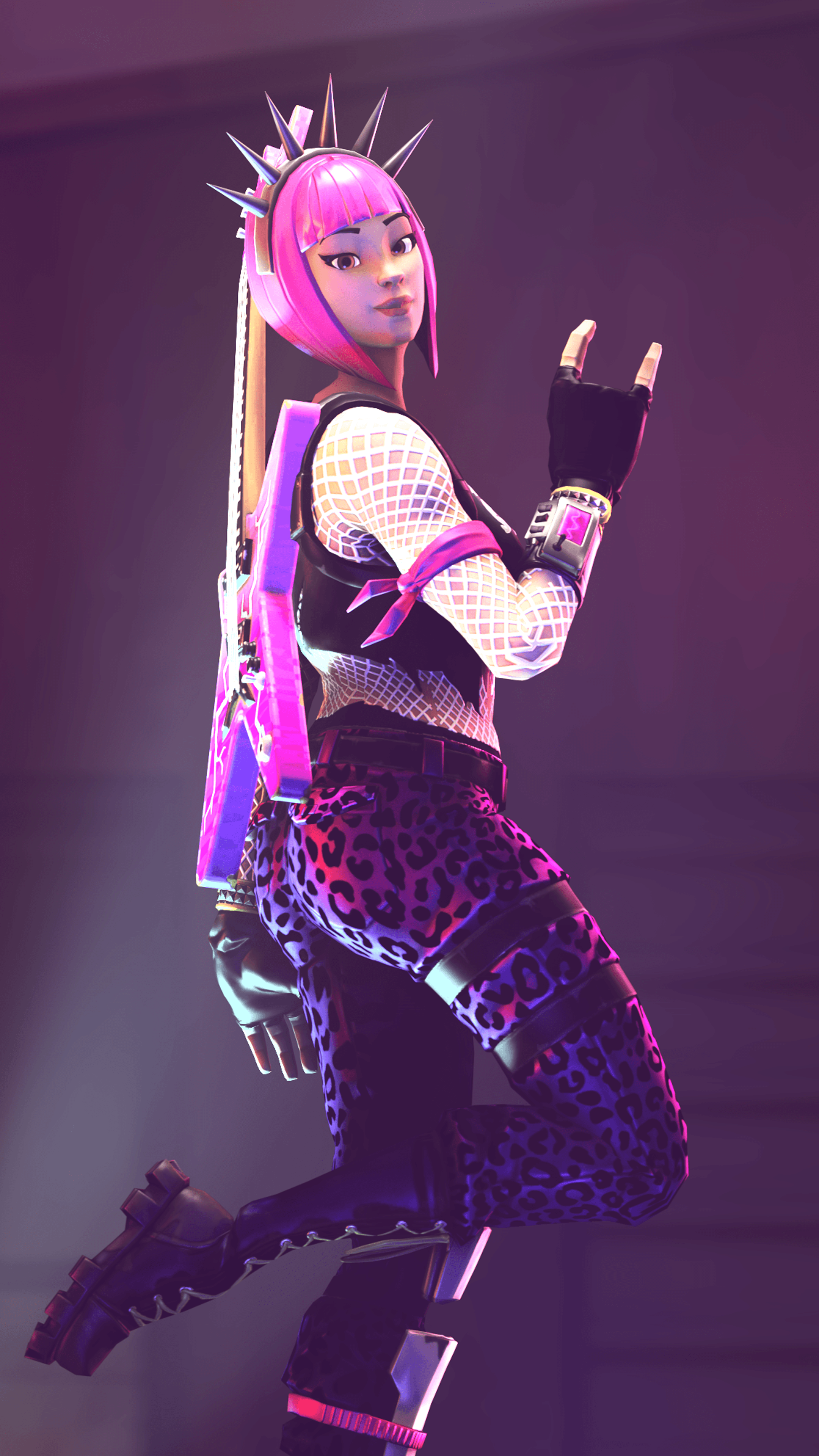 Power Chord Wallpaper : FortNiteBR