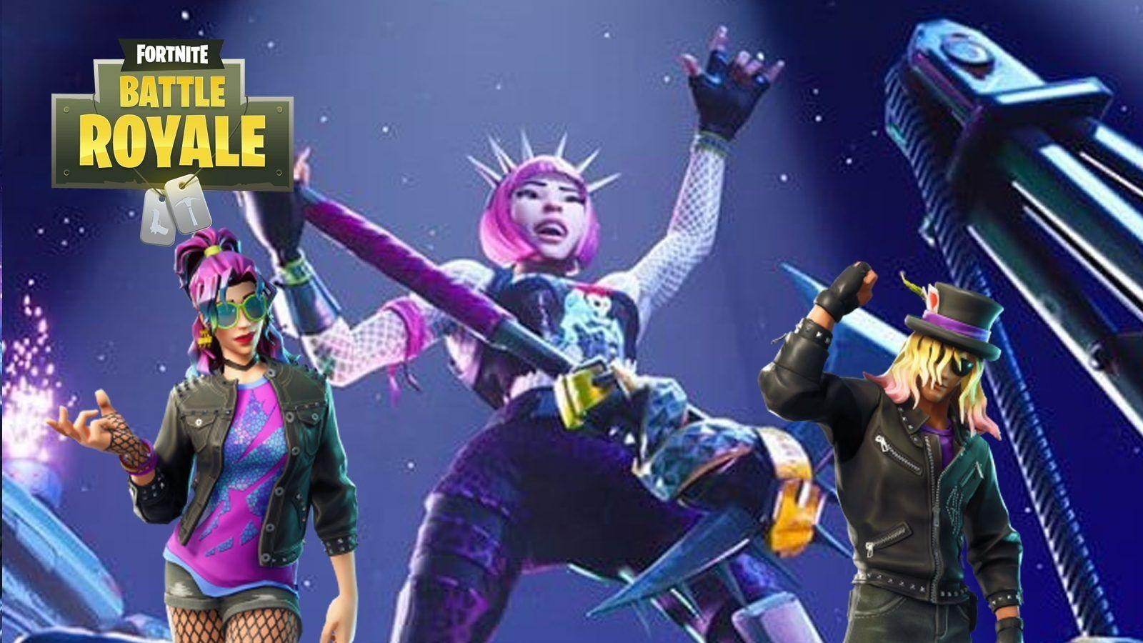 Fortnite Twitter Hints at Power Chord Skin being Available on ...