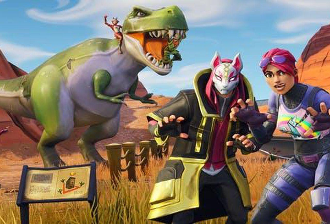 Fortnite: Battle Royale' Season 5 -- How To Unlock Week 5's Secret ...