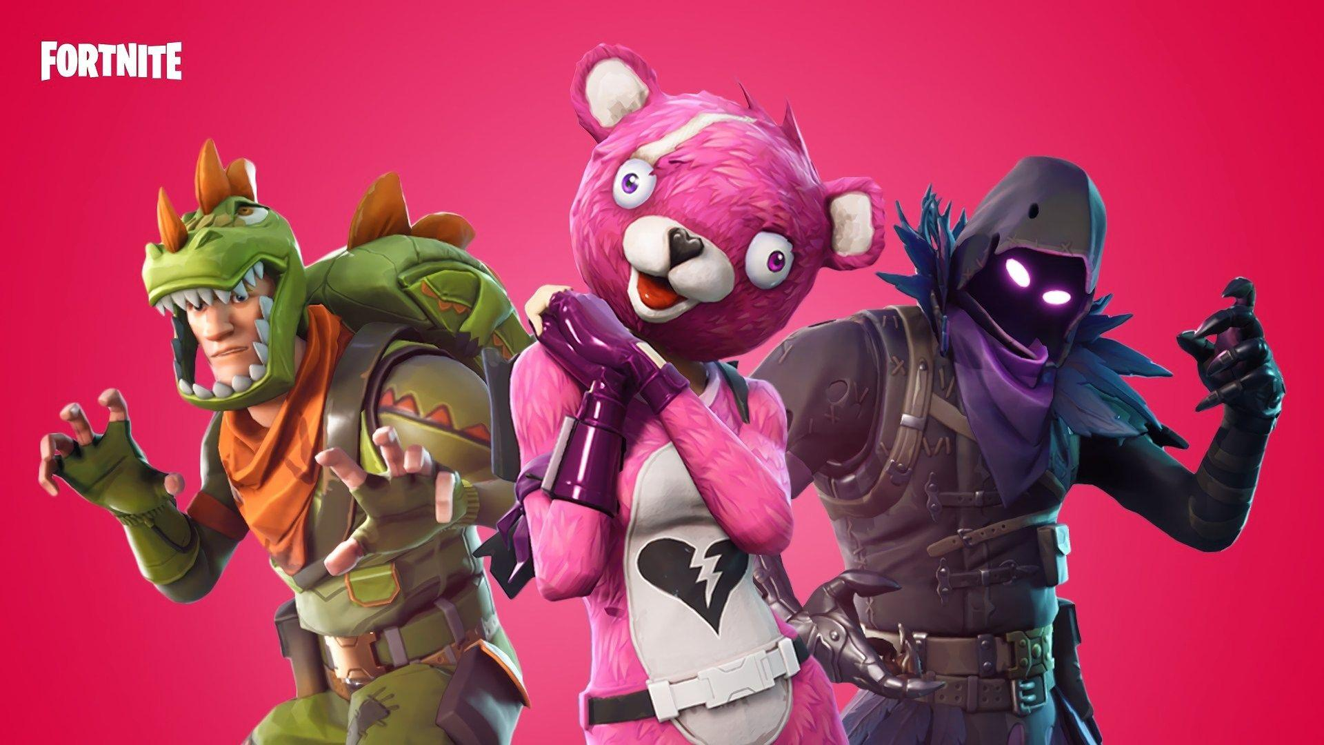 1920 1080 Fortnite Wallpapers