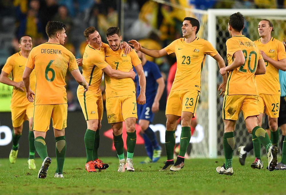 Australia National Football Team Teams Background 5