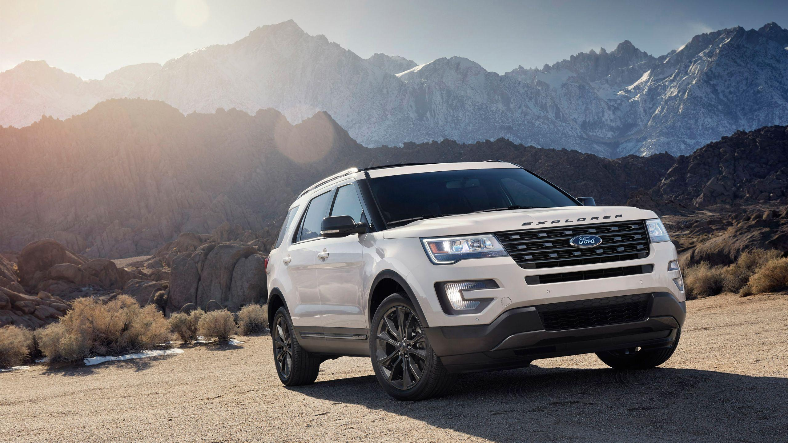 2017 Ford Explorer XLT Appearance Package Wallpapers
