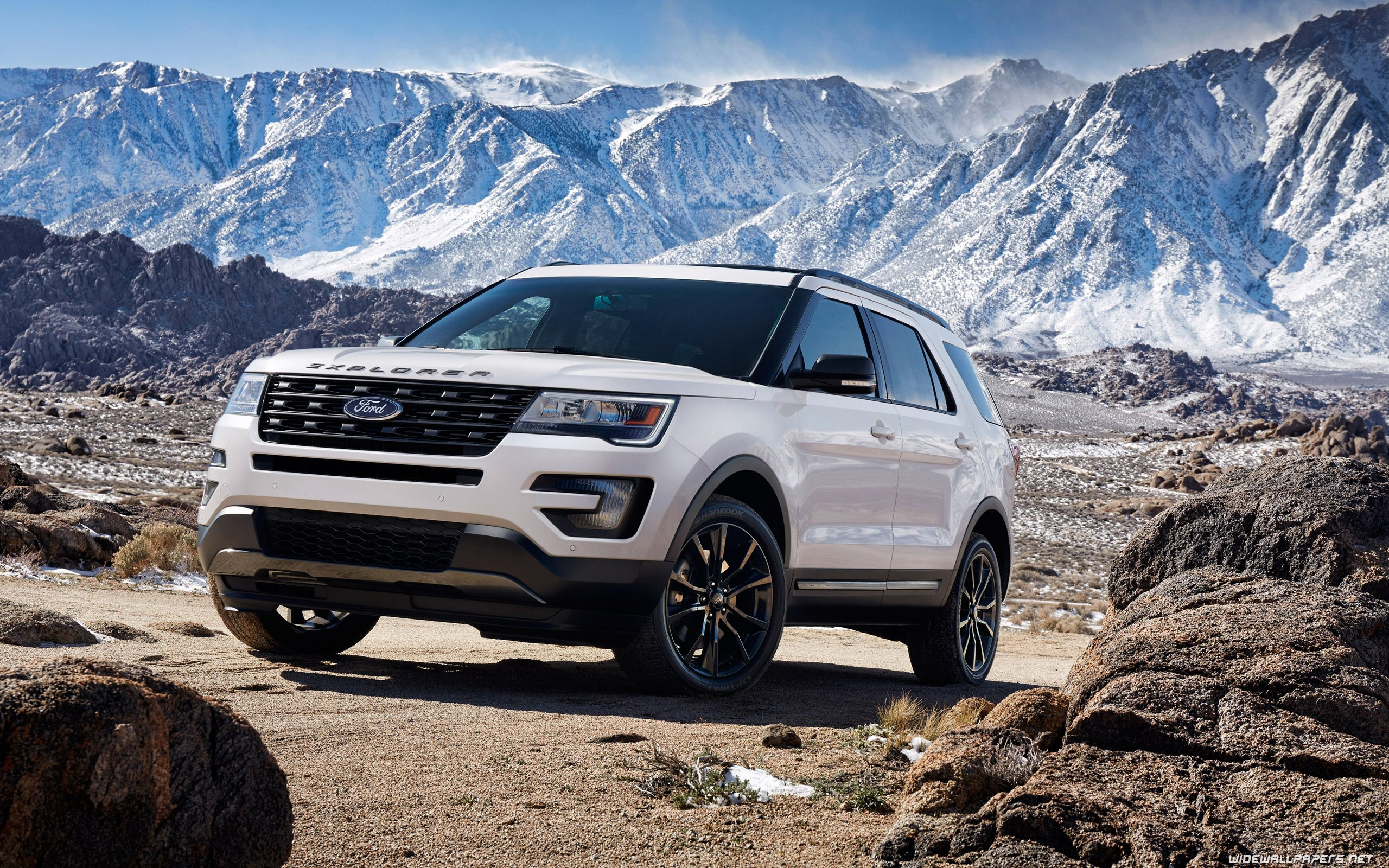 Ford Explorer Wallpapers 2