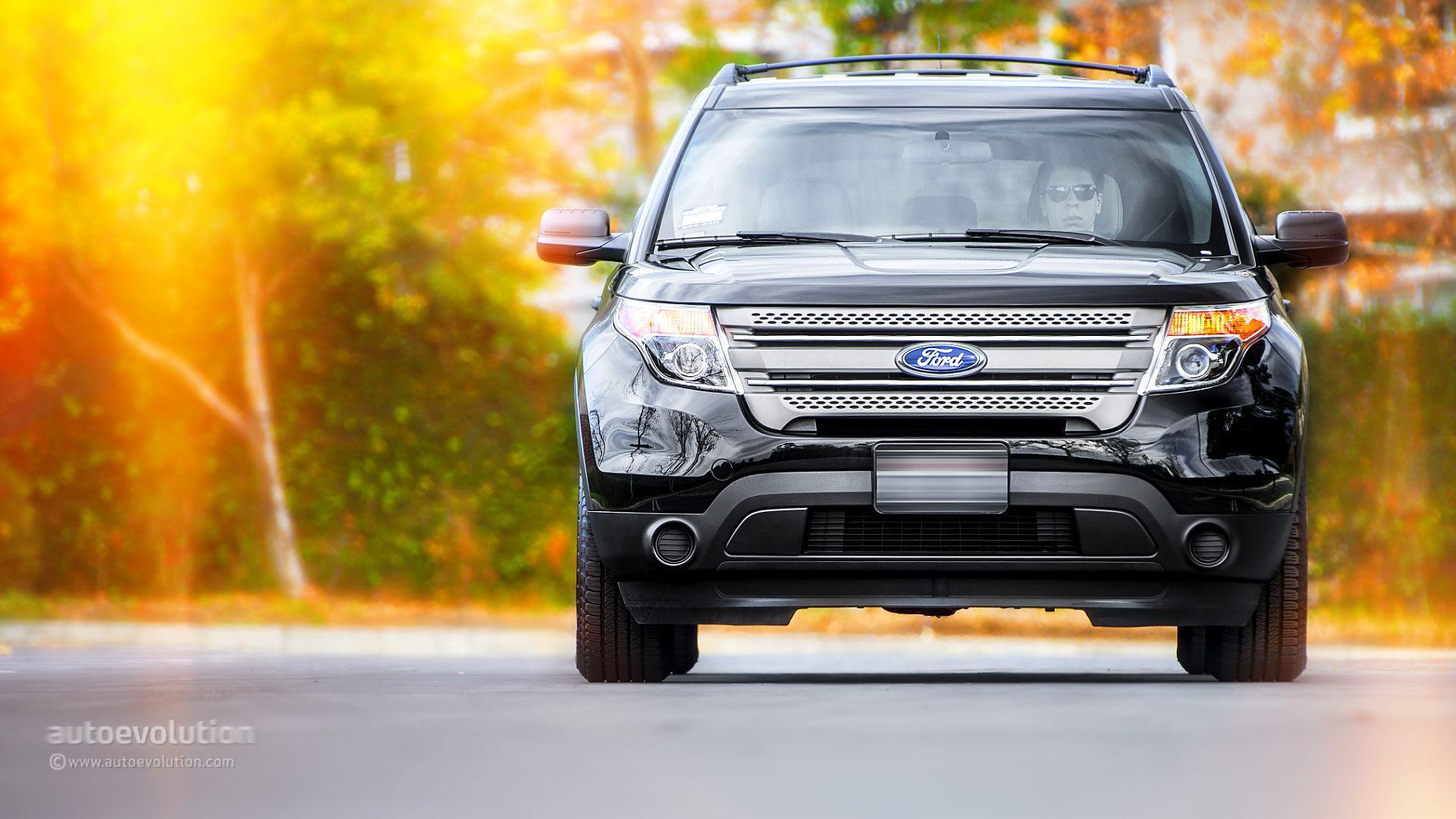 2014 Ford Explorer HD Wallpapers