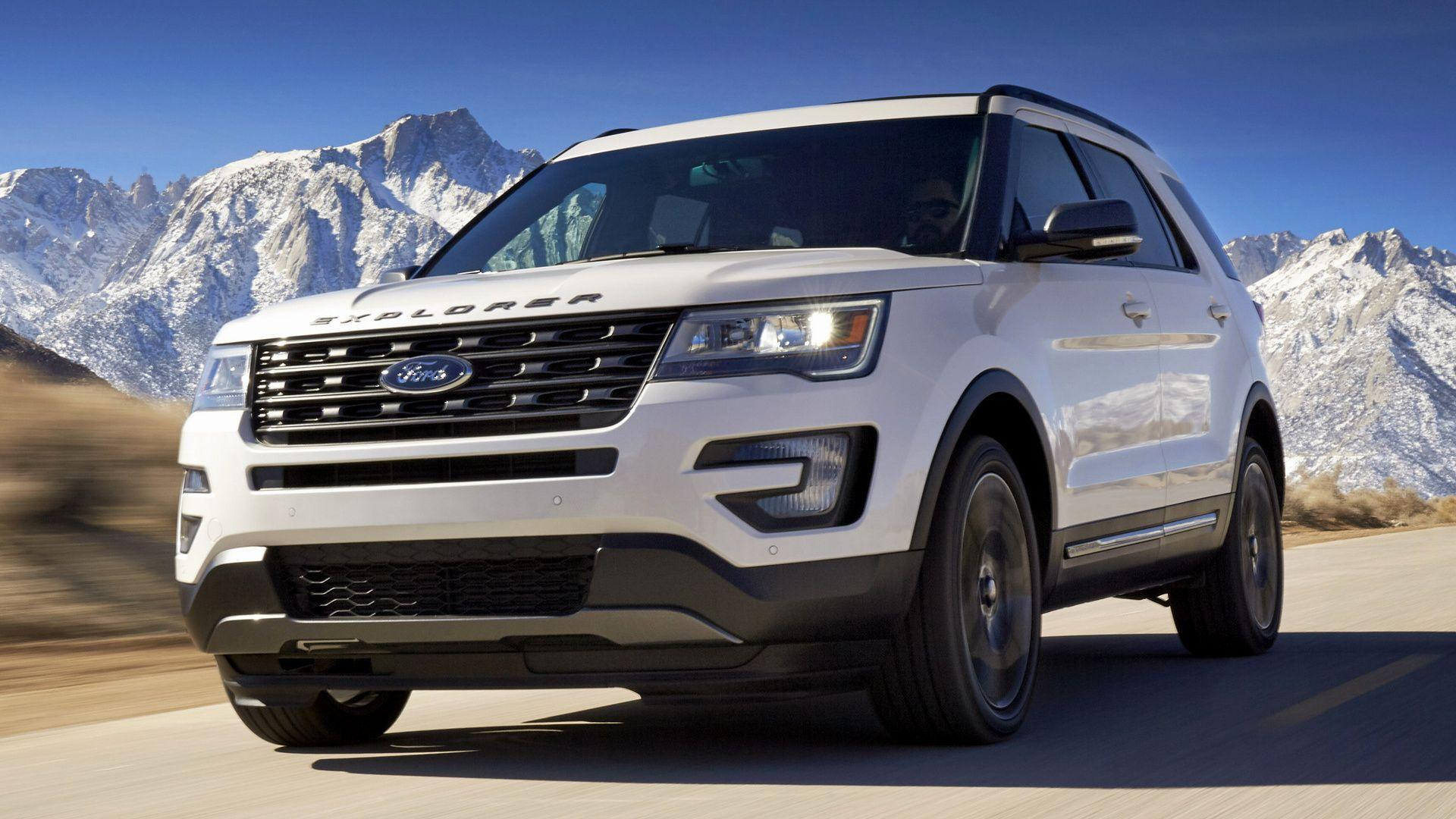Ford Explorer Wallpapers 9